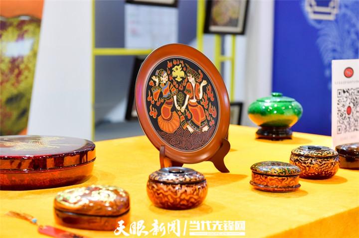 相约多彩贵州·畅享醉美文旅丨文博会开幕,贵州精美文旅产品惊艳亮相